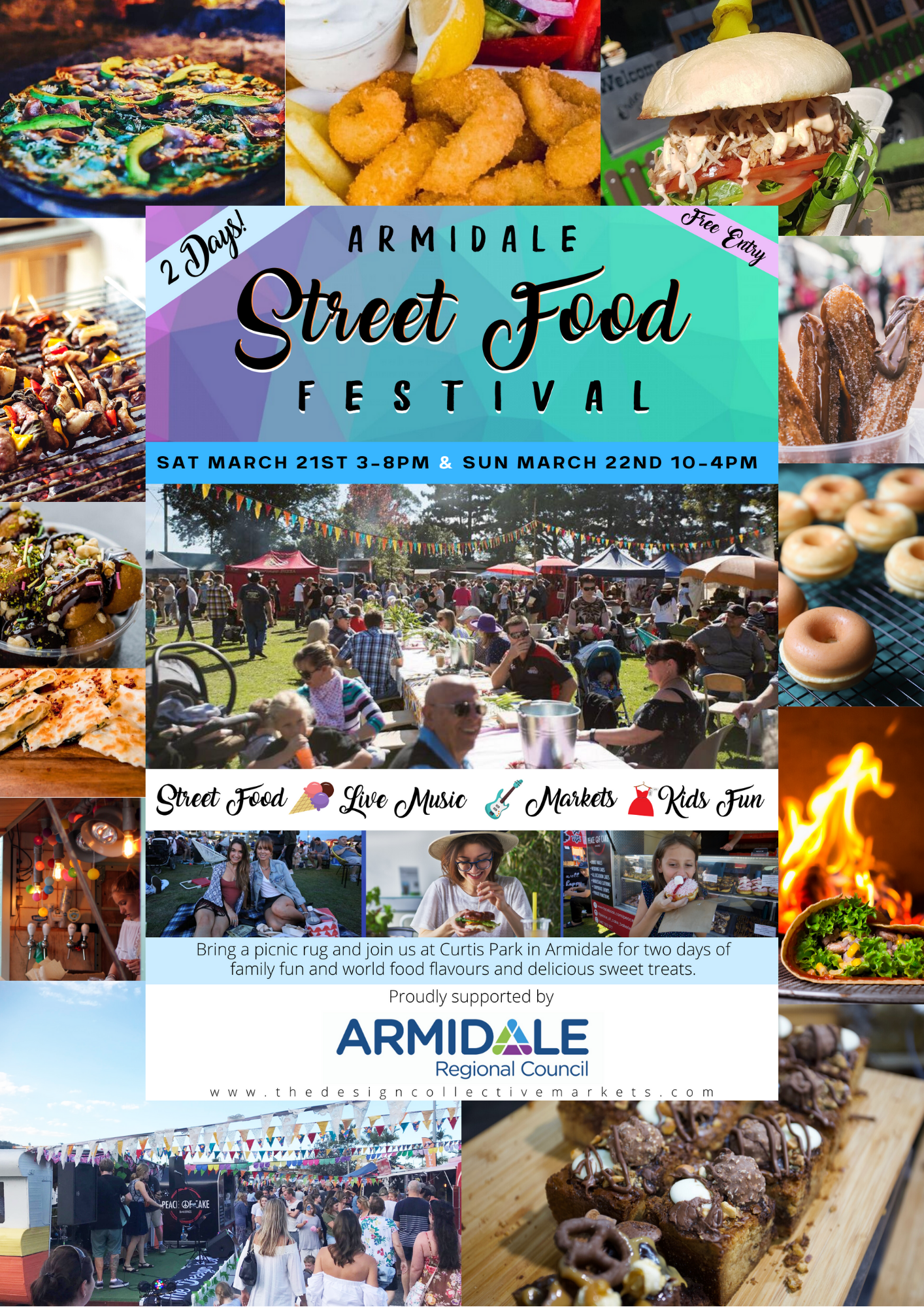ARMIDALE COLLAGE PROMO PNG FB : INSTA RES